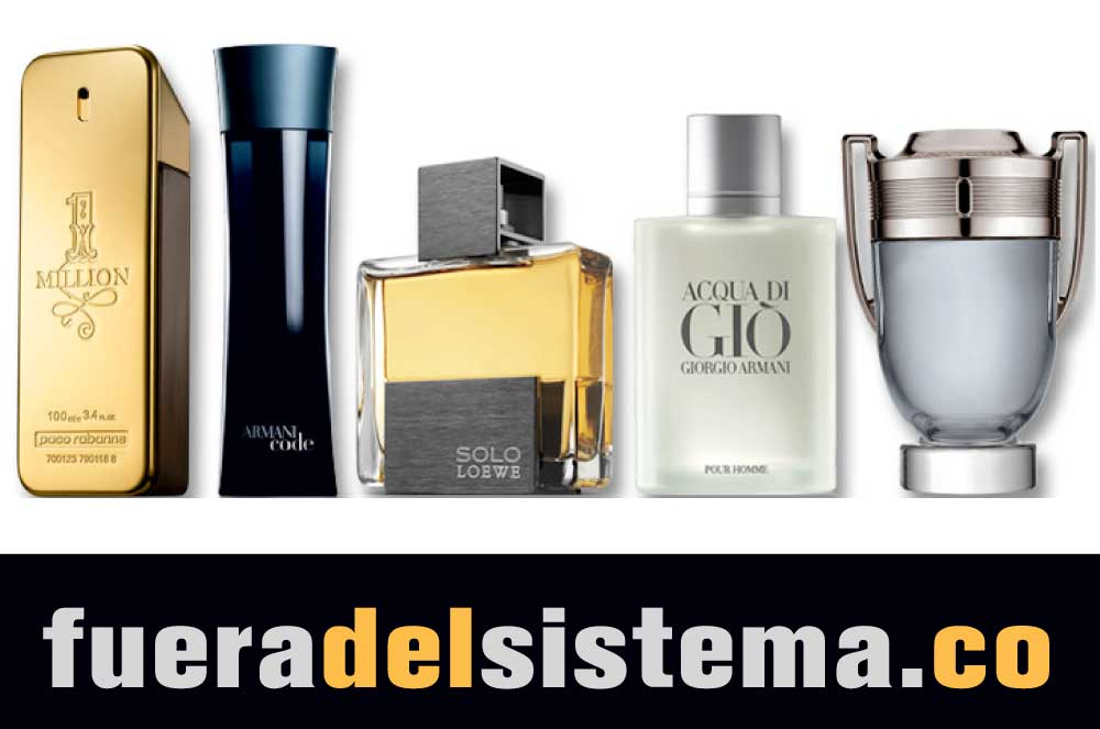 perfumes colombia