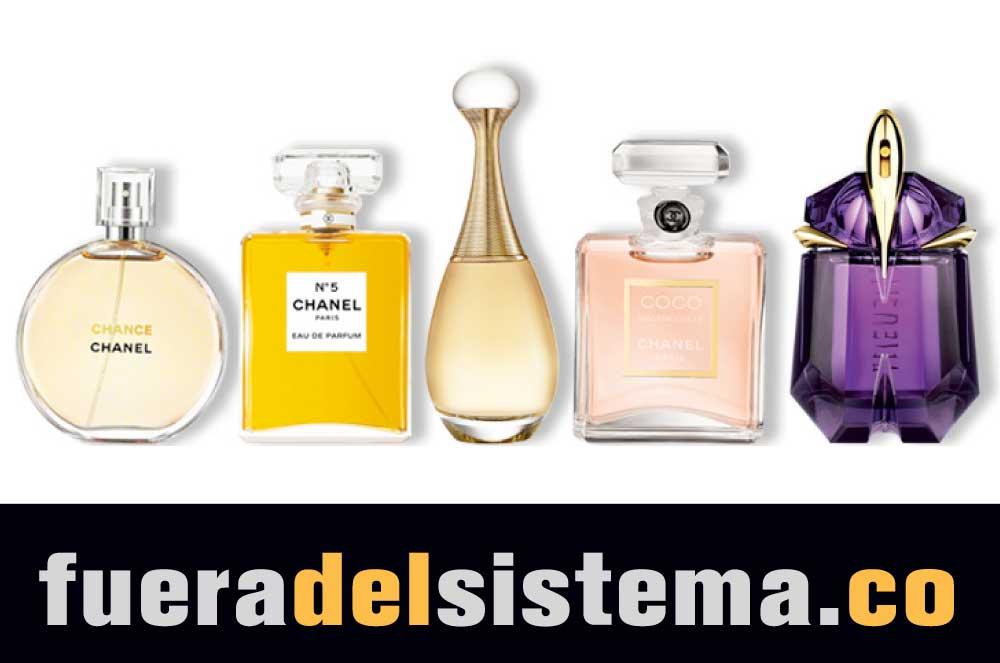 985e2834f Top 10 Perfumes más vendidos de Mujer | Exclusividad a tu Alcance