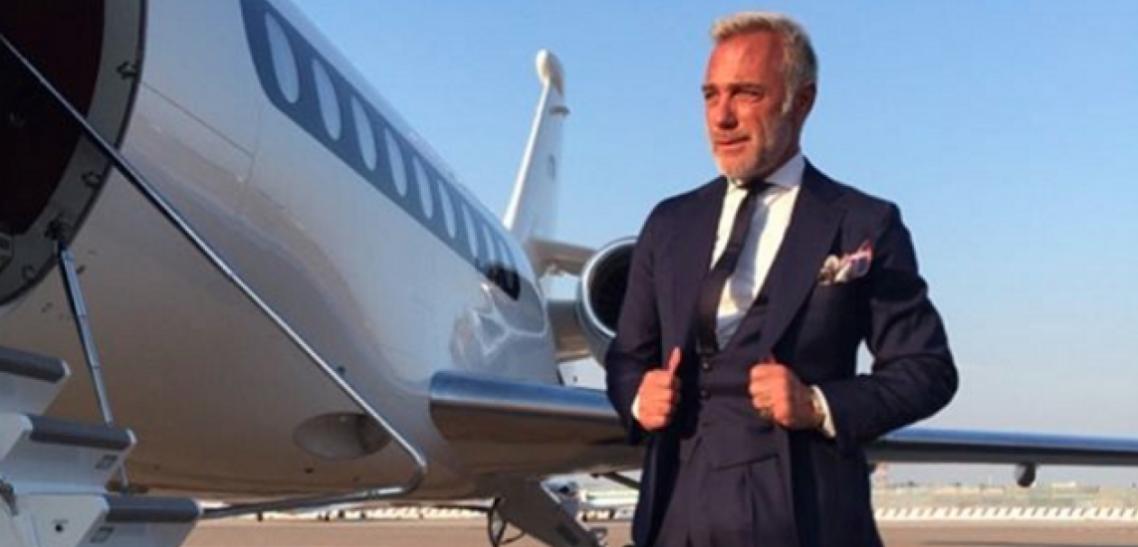 Gianluca Vacchi, el multimillonario al que todo el mundo quiere ver en redes sociales